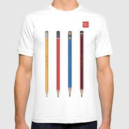Art not War - Pencils T-shirt