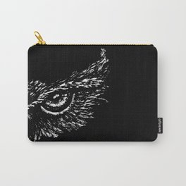 Focused (Black) Carry-All Pouch