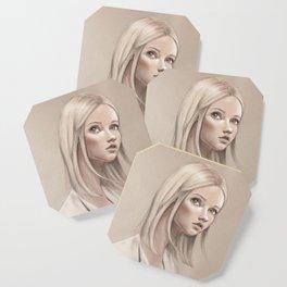 Brigitte Coaster