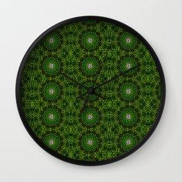 Pattern 8393 Wall Clock