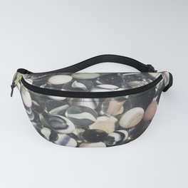 Vintage Glass Marbles Fanny Pack