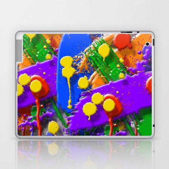 Drip Porn Laptop & iPad Skin
