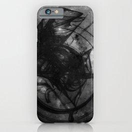 Essence Black iPhone Case