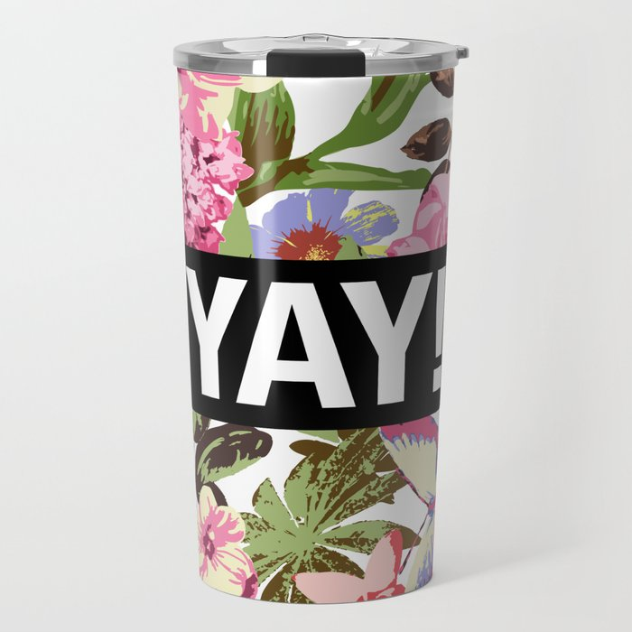 YAY! Travel Mug