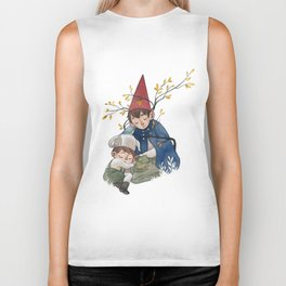 Over the garden wall Biker Tank