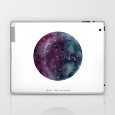 Trust the Universe Laptop & iPad Skin