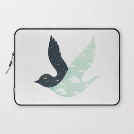 Bipolar Bird Laptop Sleeve