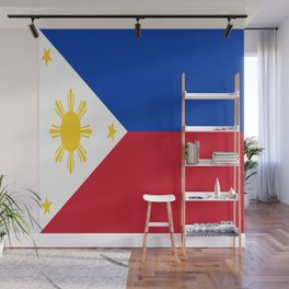 Flag of the Philippines Wall Mural