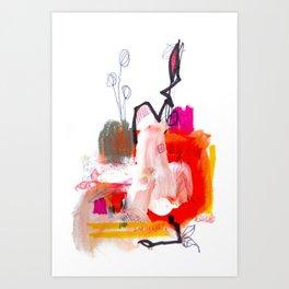 Growing Room Art Print