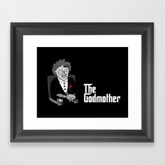 The Godmother Framed Art Print