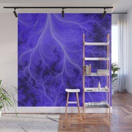 Lightning Nebula Wall Mural