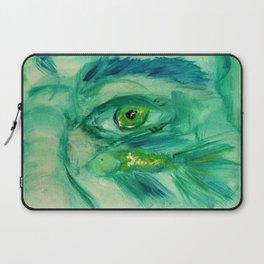 Fish Eye I Laptop Sleeve