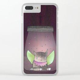 The Soju Cellar Clear iPhone Case