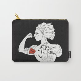 Jersey Strong Bloomfield Carry-All Pouch