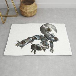 Autobot Transformer Rug