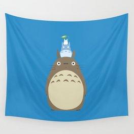 Totoro Wall Tapestry