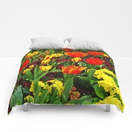 Summer colours Comforters