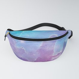 Colorful Deep Space Pillars Of Creation Fanny Pack