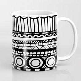 Rows Coffee Mug