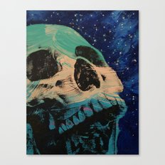 Zombie Stars Canvas Print