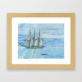 The Denis Sullivan Framed Art Print
