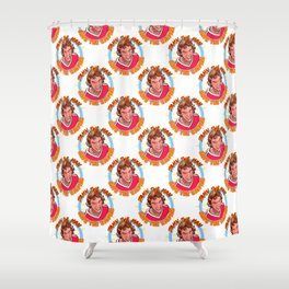 The Empire Strikes Back! Shower Curtain
