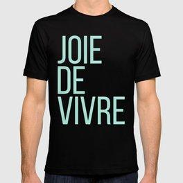 Joie de vivre T-shirt