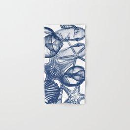 Seashell Collection Hand & Bath Towel