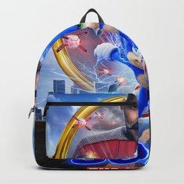 The Hedgehog Sonic 2020 Backpack