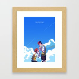 Amazing Framed Art Print