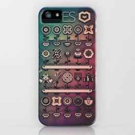 SPIRES IRRIGATION (2014) iPhone Case