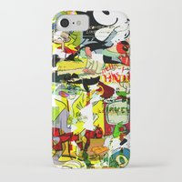 comics iPhone & iPod Cases featuring comics by Trent Call