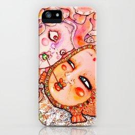 Octopus Love iPhone Case