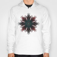 cyberpunk Hoodies featuring Nucleotid by Obvious Warrior