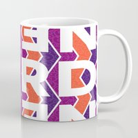 nerd Mugs featuring NERD by Laura Stiner