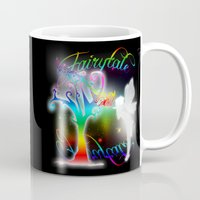 fairytale Mugs featuring Fairytale by Augustinet