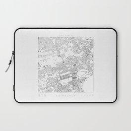 Edinburgh Figure Ground Laptop Sleeve