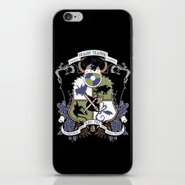 Dragon Training Crest - How to Train Your Dragon iPhone Skin