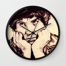harpo Wall Clock