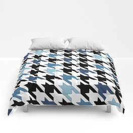 Blue Tooth Comforters