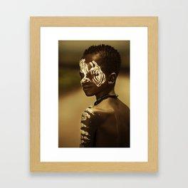 Ethiopia 15 Framed Art Print