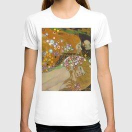 "Gustav Klimt ""Water Serpents"" T-shirt"