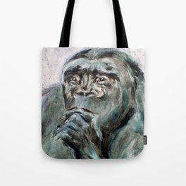 Ishmael, the Gorilla Tote Bag