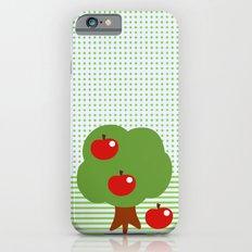Newton's apples iPhone 6s Slim Case
