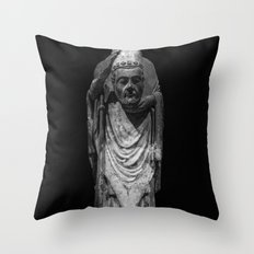 The Ultimate Headshot Throw Pillow