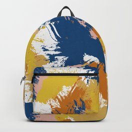 Colorful Abstract I Backpack