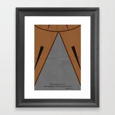 Night Owl II Framed Art Print
