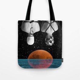 Planet Pool Tote Bag
