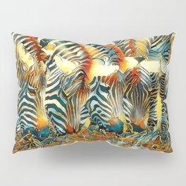 AnimalArt_Zebra_20170602_by_JAMColorsSpecial Pillow Sham