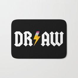 DR/AW Bath Mat